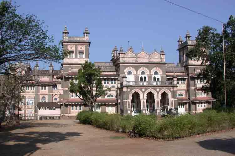 Nawab Palace Murud Tourism
