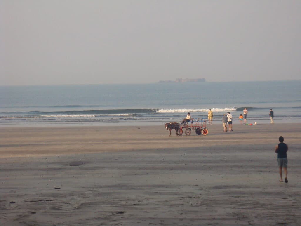 Murud Beach Tourism