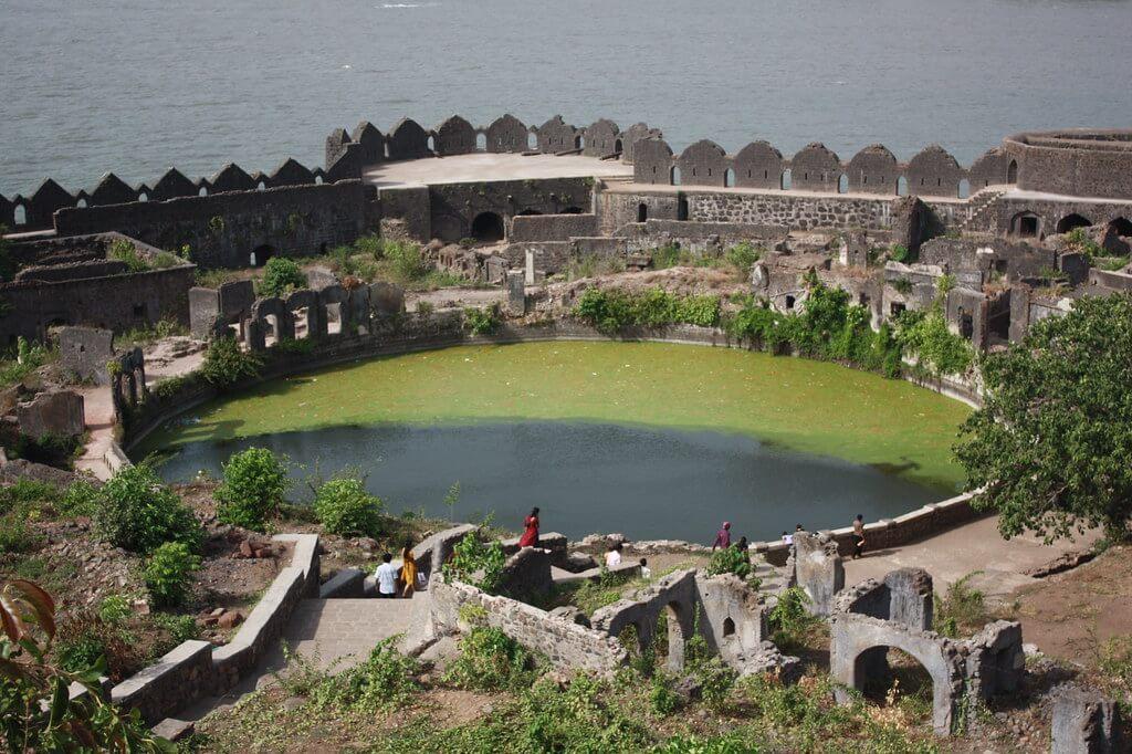 Murud Janjira Fort Murud Tourism