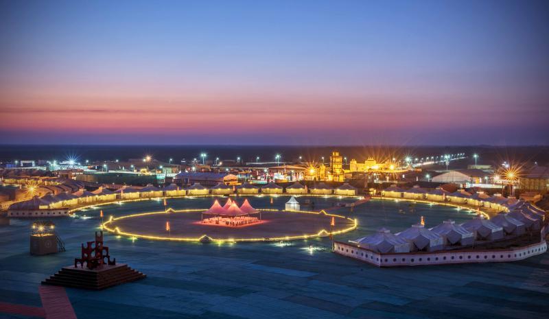Rann of Kutch New Year Celebration 2020