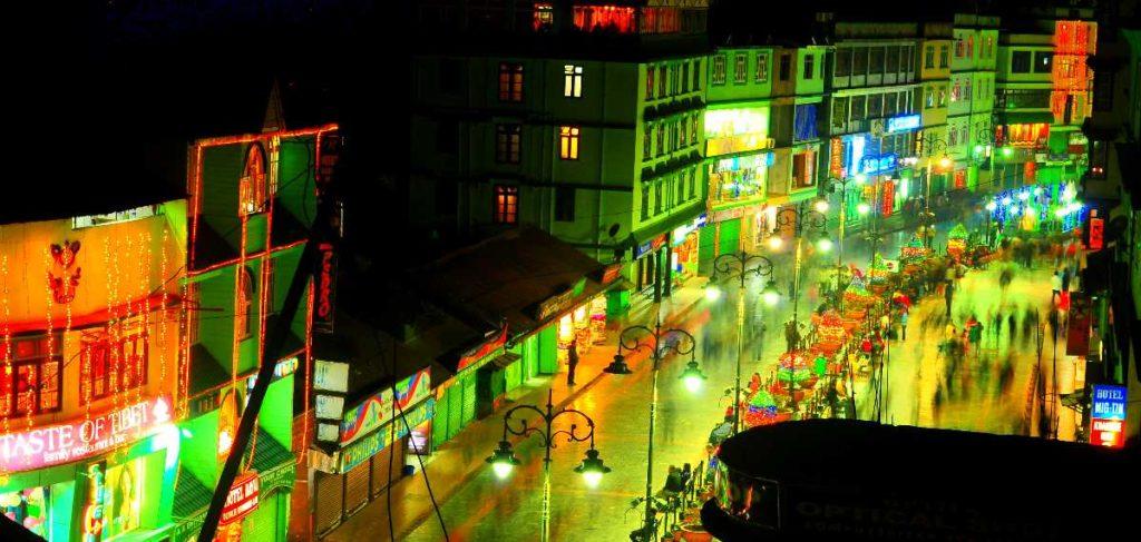 Gangtok New Year Celebration 2020