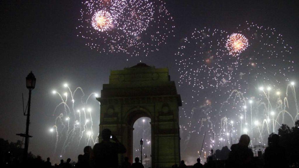 Delhi New Year Celebration 2020
