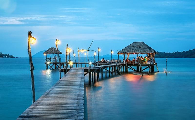 Andaman and Nicobar Islands New Year Party 2020