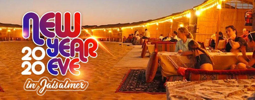 Jaisalmer New Year Celebration 2020