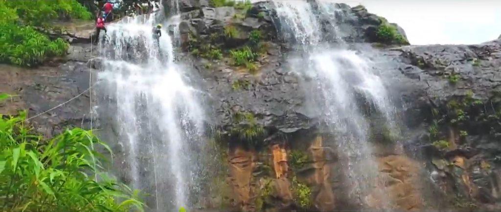 Dodhani Waterfall Matheran Tourism