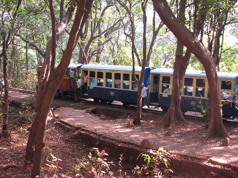 Neral Matheran Toy Train Tourism