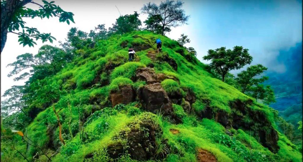 Shivaji Ladder Matheran Tourism