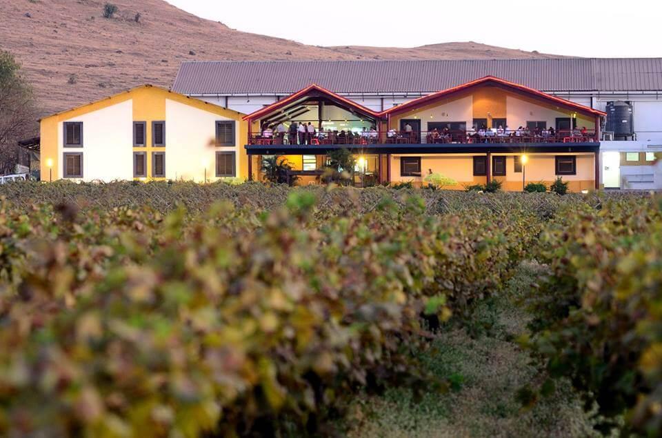 Sula Vineyards Tourism