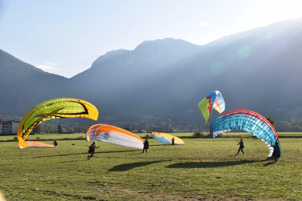 Paragliding Nashik Tourism